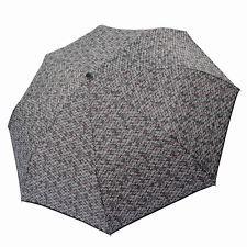 Auto open close umbrella men gentleman 3 folding light parasol 38.5''