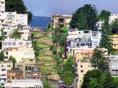Lombard St, SF