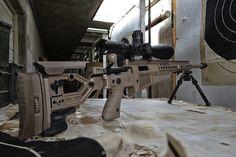 Accuracy International Rifle