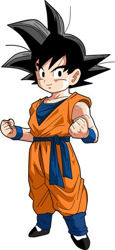 kid Goten DBS v.2 by Antoniossss on @DeviantArt