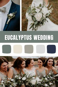White Peonies, Eucalyptus, and Sage green bridesmaids dresses! Wedding Bridesmaids, Wedding Bouquets, Wedding Flowers, Green Bridesmaids, Different Colour Bridesmaid Dresses, Sage Bridesmaid Dresses, White Bouquets, Affordable Bridesmaid Dresses, Prom Dresses