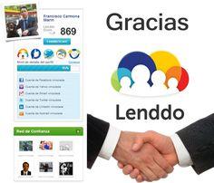 Gracias a Lenddo y a su gran equipo de trabajo, muchos Colombianos hemos mejorado nuestra calidad de vida. Su crédito es facil y solo se basa en la confianza.