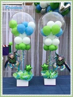 Toy story birthday - Toys for years old happy toys Fête Toy Story, Toy Story Baby, Toy Story Theme, Toy Story Cakes, 2nd Birthday Party Themes, Toy Story Birthday, Birthday Party Decorations, Craft Party, 3rd Birthday
