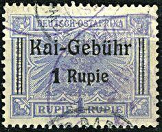 German East Africa (Tanganyika) 1 Rupie c1900