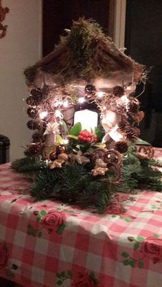 Kerstlantaren