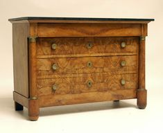 Fine, French, Empire commode