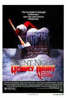 Silent Night Deadly Night's 1984 crime is that it just feels dull. There is no tension created nor suspense built. This is the kind of movie that you find yourself glancing at the clock quite a bit. The film is not terrible because I have seen worse but its pretty close to terrible. I remember seeing this film back in the day & I felt it was dull then. Seeing it now has not changed my view of the film. Its just plain dull. I love 80's Horror & films from the 80's but this one just falls…