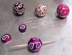 DIY Polymer Clay Jewelry
