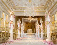 Fairy Tale Wedding: ceremony...oh my gosh