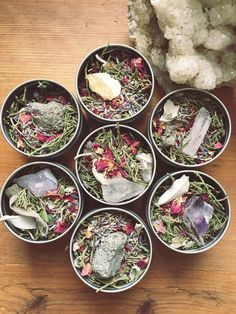 sacred smudge blend juniper sage lavender and by ebbandflowbyty Organic Roses, Witchcraft, Wiccan, Smudge Sticks, Rose Petals, Rose Buds, Apothecary, Smudging, Crystal Healing
