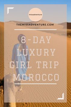 Read moroe about our Morocco Girl trip and why you shoudl join us!