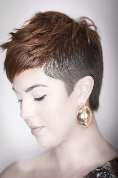 Excellent Unique Hairstyles For Girls And Short Layered Hairstyles On Pinterest Short Hairstyles For Black Women Fulllsitofus