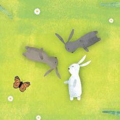 Video stills of the nursery rhyme Sleeping Bunnies! Old Nursery Rhymes, Bunny Nursery, Rhymes Video, Sleeping Bunny, Kids Songs, Bunnies, Dinosaur Stuffed Animal, Merry, Animals