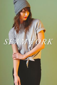 Seamwork Patterns
