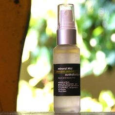 Mineral Mist Body Spray: Potent Organic Skincare  In an effort to cure his psoriasis and eczema, Eddie Enriquez and his wife Megan created Australian Scent, an organic skincare line, using only the highest quality raw ingredients. These homegrown potions are not diluted or whipped with air for volume, and each natural product is potent, gentle, and luxurious.