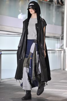 Mihara Yasuhiro Modified Tokyo Fall 2016 Fashion Show