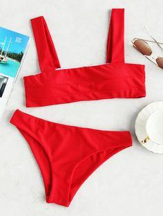 Cute Swimsuits, Cute Bikinis, Trendy Bikinis, Bikini Push Up, Bikini Tops, Swimwear Fashion, Bikini Fashion, Lunge, Bikini Outfits