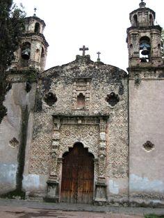 Iglesia de la Conchita- Coyoacan- Mexico