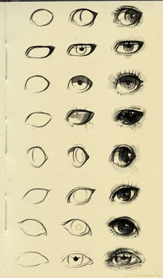 Super Eye Drawing Tutorial Step By Step Character Design Ideas Drawing Eyes, Drawing Sketches, Cool Drawings, Painting & Drawing, Eye Sketch, Pencil Drawings, Drawings Of Eyes, Drawing People Faces, Ball Drawing