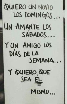 #quiero