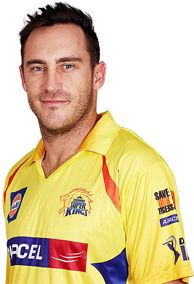 Chennai Super Kings: Faf du Plessis - All Rounder