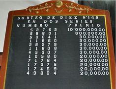 ✅ Sorteo De Diez 149 del 21-06-2017. El Premio Mayor de 10 millones de pesos fue para el billete No. 53762, la primera y segunda series fueron puesta a la venta en Coatzacoalcos, Veracruz.✅