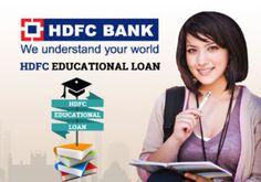 HDFC Educational Loan
