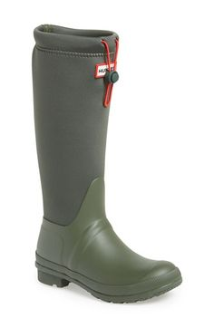 Hunter Women's Original Colorblock Short Rain Boots