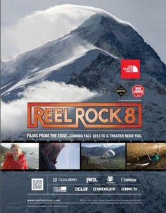 Reel Rock 8 2013 climbing and adventure films review