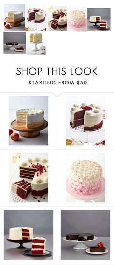 """""""Cakes"""" by themusicgeek32 on Polyvore featuring interior, interiors, interior design, home, home decor, interior decorating, Frosted Art Bakery and Neiman Marcus"""