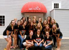 My lovely AOII sisters <3