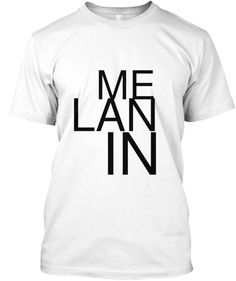 ME LANIN Tshirt. Coming down, this is what i am.