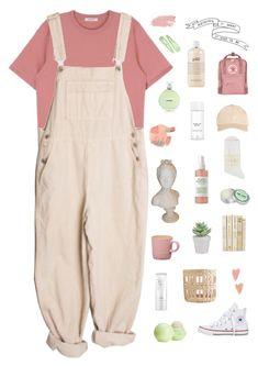 """sweet and sour"" by starry-nostalgia ❤ liked on Polyvore featuring Le Creuset, Homage, Mario Badescu Skin Care, NARS Cosmetics, Falke, Miss Selfridge, Converse, Chanel, Topshop and H&M"