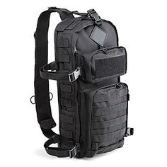 Much like Katniss Everdeen, this bag's fashionable form-factor belies its carrying capacity and durability. It's a sling-bag with enough storage for your laptop, your snacks, AND an actual live mockingjay.