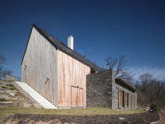 Family House in Všeradice / studio pha