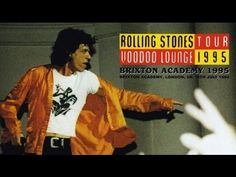 Rolling Stones Live At Brixton Academy 1995  (FULL ALBUM)
