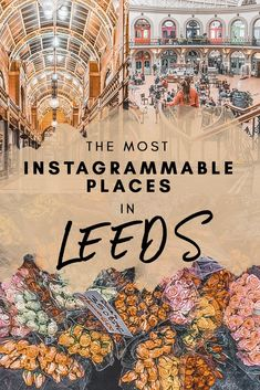 Looking for a perfect getaway from London? You'll love Leeds! I've put together the best things to do in Leeds, including the most Instagrammable spots in the city! #England #Leeds