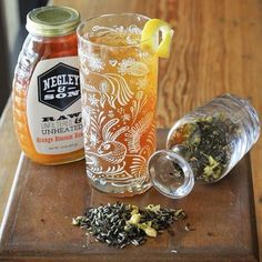 The Lady Grey: Tea cocktails continue to take the world by storm. Still need convincing? Try this easy cocktail that highlights loose leaf Earl Grey tea with gin, honey and lemon.