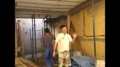 LA PELÍCULA PAREDES EM BLOCOS ' THE MOVIE WALLS IN BLOCKS ' LA Walls FIL...