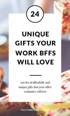 24 Unique Gifts Your Work BFFs Will Love - Full-Time Friends Gift Ideas for Coworkers Thank You To Coworkers, Christmas Gifts For Coworkers, Christmas Gift For You, Christmas 2019, Welcome Back To Work, Welcome Back Gifts, Work Gifts, Gifts For Office, Best Friend Gifts