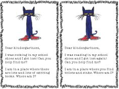 pete the cat rocking in my school shoes | You can get a copy of our Pete the Cat tour and activity here !
