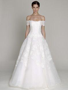 Платье невесты из кружева: как выбрать самое стильное?