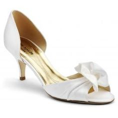 851521fa3a8 Kate Spade Evie in Ivory - Size 7 Kate Spade Wedding Shoes Heels