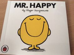 Mr Happy Little Miss Books, Winnie The Pooh, Disney Characters, Fictional Characters, Happy, Winnie The Pooh Ears, Ser Feliz, Pooh Bear, Fantasy Characters