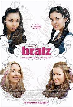 You can watch bratz online for free on this page by streaming the movie in the. Watch bratz movies online english dubbed full episodes for free. Watch full episodes of bratz online. Teen Movies, Hd Movies, Movies To Watch, Movies Online, Movies And Tv Shows, Movie Tv, Chelsea Kane, Janel Parrish, Libros