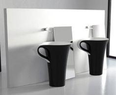 Mejores 39 Imagenes De Lavabos En Pinterest Half Bathrooms - Lavabos-originales