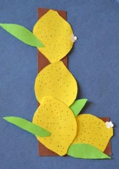 Alphabet Letter L is for Lemons! Alphabet Letter L is