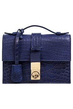 Giorgio Armani - Women's Bags and Jewelry - 2013 Spring-Summmer Dior Handbags, Purses And Handbags, Giorgio Armani, Design Bleu, Blue Bags, Beautiful Bags, My Bags, Handbag Accessories, Fashion Bags