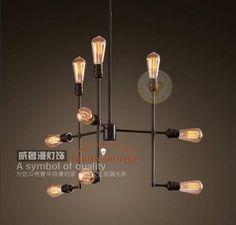 Cheap light weight wall panel, Buy Quality light pumpkin directly from China light high Suppliers: 	Free shipping vintage glass ball chandelier modern industrial black crystal  ceiling light  chandelier home l