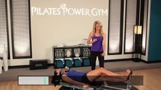 The Pilates Power Gym Pro and Plus are the coolest portable pilates reformers! Pilates Power Gym replaces gym weight machines for an incredible workout. Pilates At Home, Pilates Body, Pilates Barre, Pilates Video, Pilates For Beginners, Pilates Reformer, Pilates Workout, Gym Workouts, Gym Weight Machines
